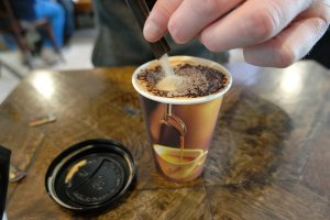 business coffee disposable cup